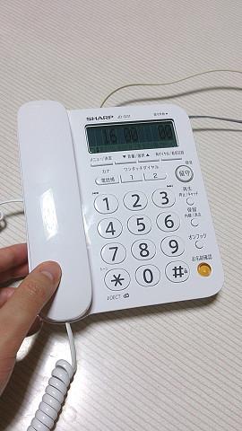 SHARP デジタルコードレス電話機 子機1台タイプ JD-G31CL