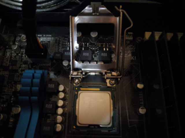 CPUグリス塗る45