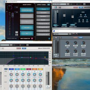 おすすめの最強ボイスチェンジャーソフトAudio Input FX LE